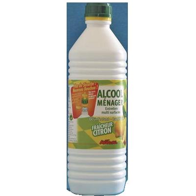 Alcool ménager au citron 1 L | MÉTRO