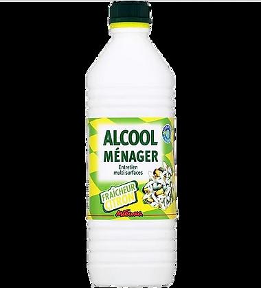 Bouteille d'alcool ménager   CARREFOUR