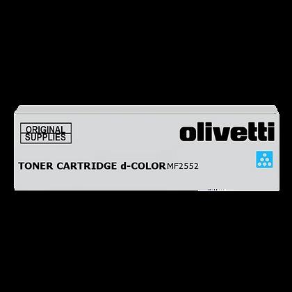 Toner Olivetti copieur MF2552  Blue   TONER PARTENAIRE