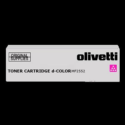 Toner Olivetti copieur MF2552 Majenta   TONER PARTENAIRE