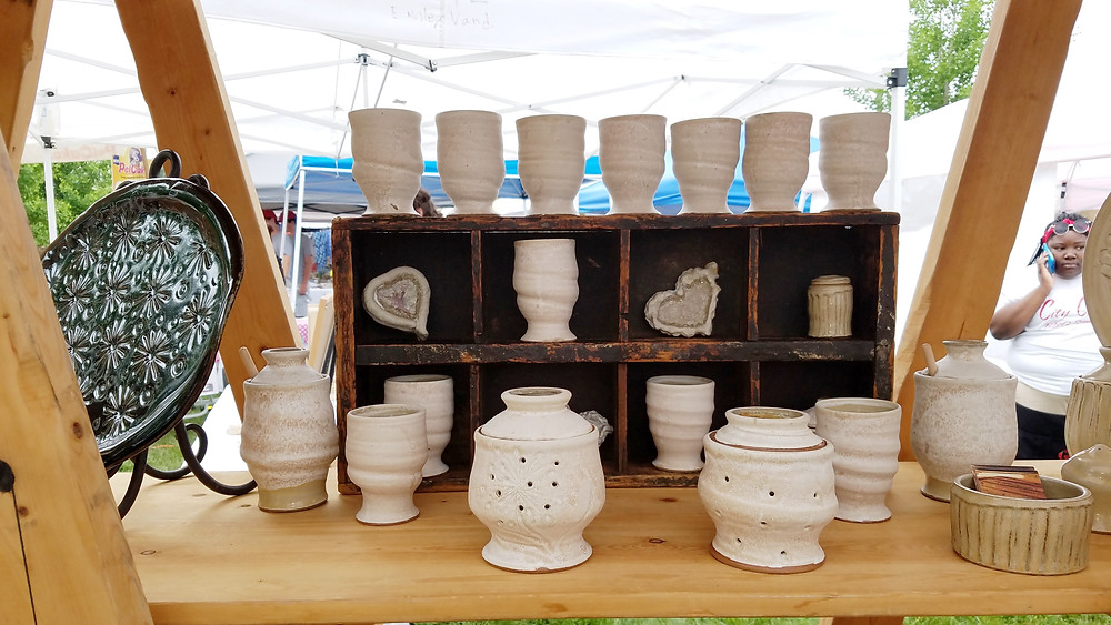The OFF Market Madville Pottery