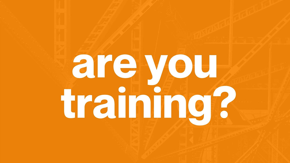 Are you training? Feta. Randy Collins Construction Brothers