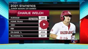 CHARLIE WELCH ON MLB NETWORK