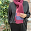 sustainable gift ideas, slow fashion gift ideas, lambswool scarf, ollie and fred