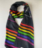 Dark Side of the Moon scarf