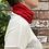 extra fine lightweight merino wool red neck warmer,extra fine lightweight merino wool red neck gaiter,merino snood