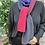 vibrant scarf, colourful scarf, bright scarf, colour clash scarf, colour pop scarf