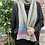 warm wool scarves, wool striped scarf, sustainable gift ideas, scarves for men and women