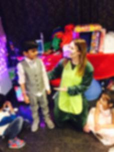 Kids Dinosaur Party