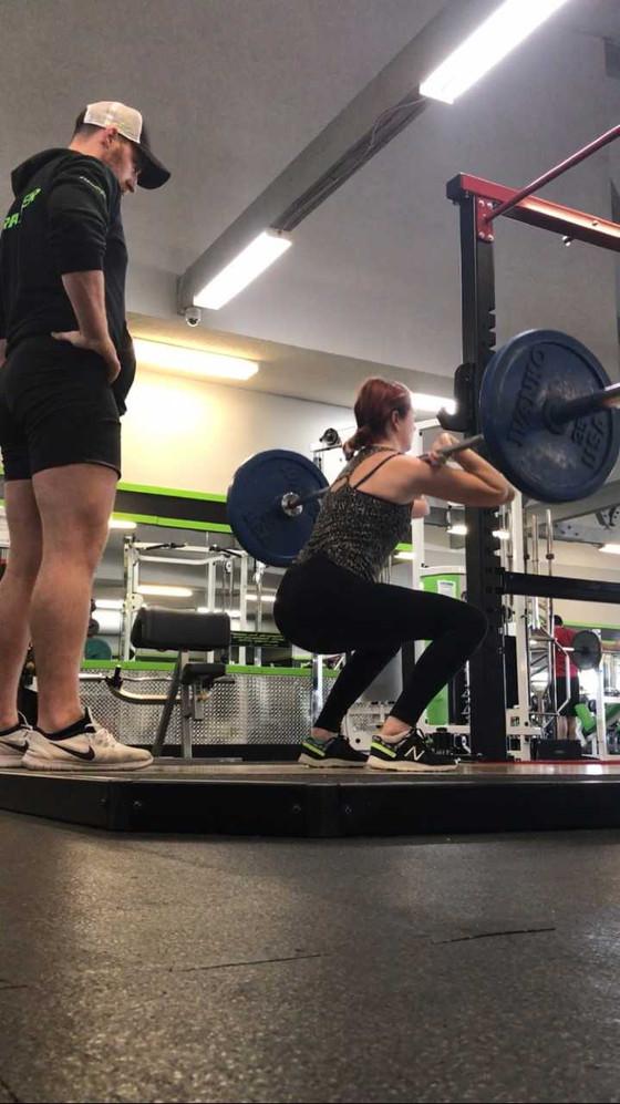Amelia Bootle's Fitness Journey