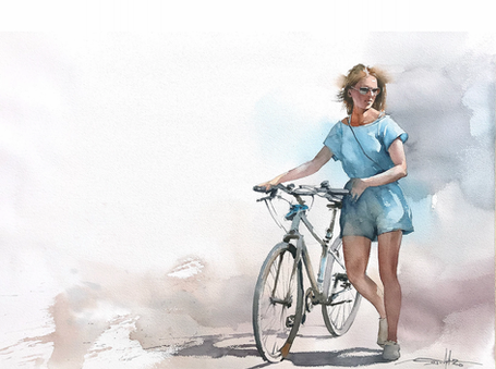 A BICYCLE TRIP