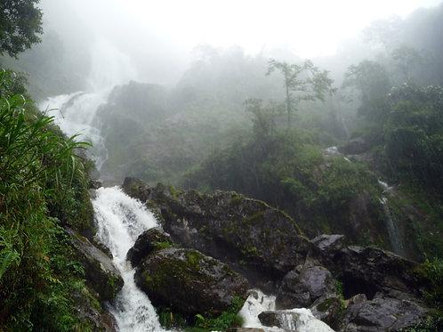Landscape Demo: Mist in Vietnam