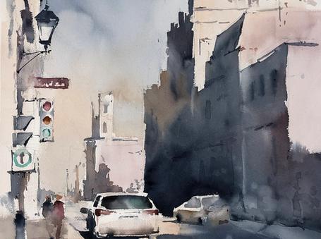 INDIGO STREET