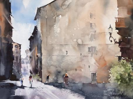 ROME WALKING