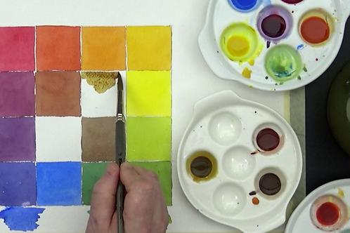 Lesson Five: The Colors. Part One