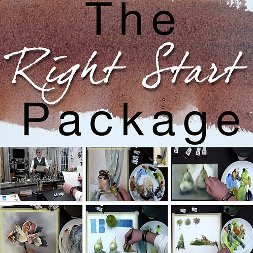The Right StartPackage