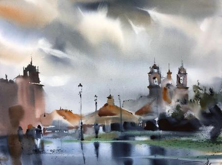 PERU, AFTER RAIN