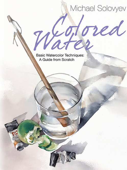 Colored Water Book