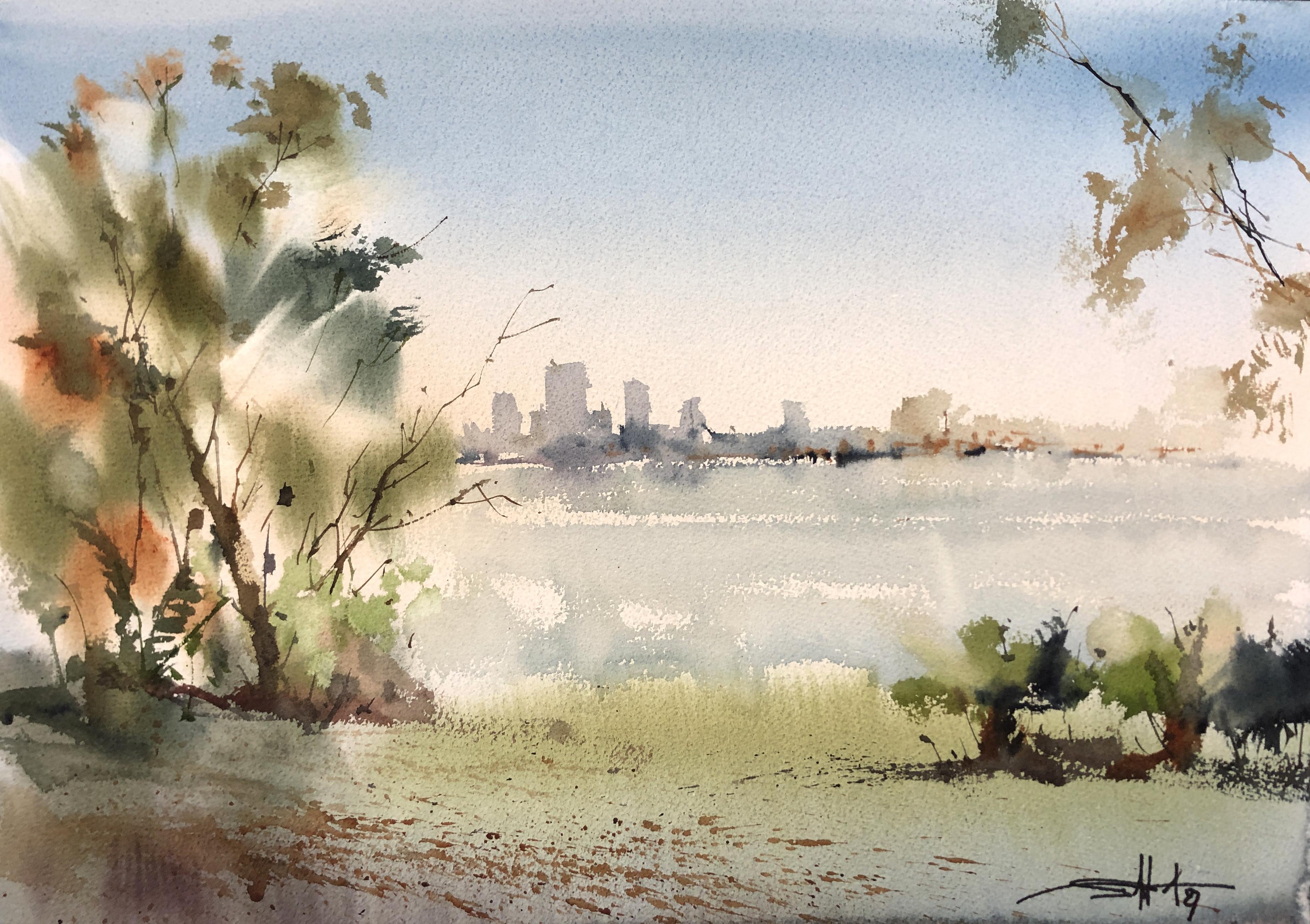 Plein Air in Perth