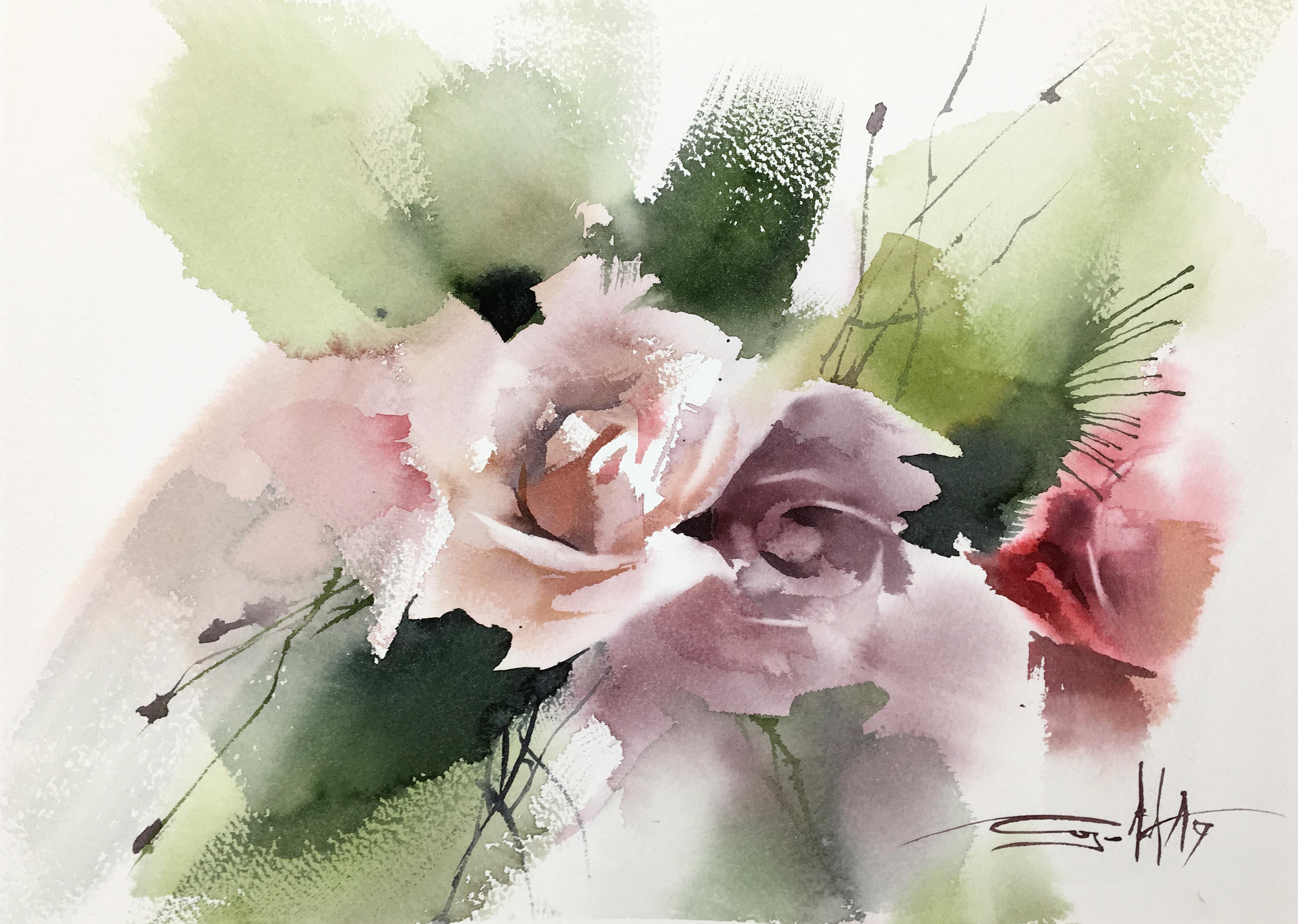 #20 Flowers for Oxana