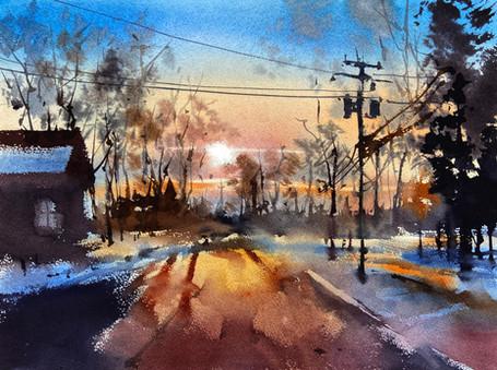 LACHINE ROAD
