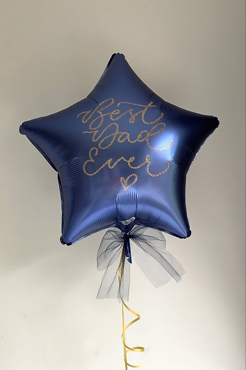 Fathers Day Personalised Balloon