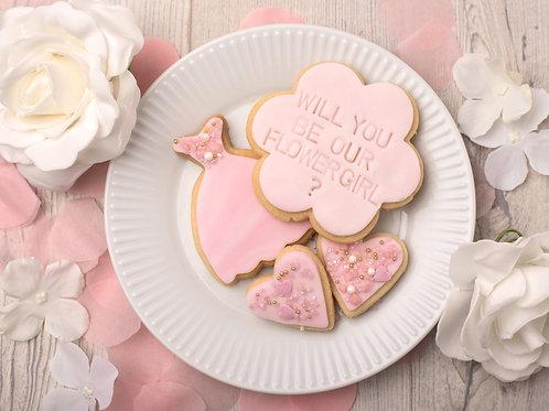 Flowergirl Proposal Set