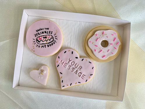 Sprinkles to my Donut Set