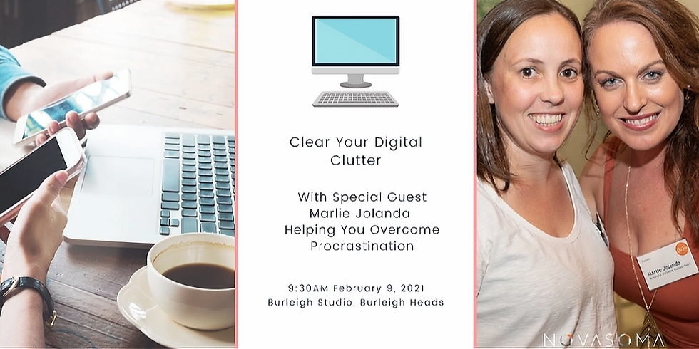 Clear your Digital Clutter