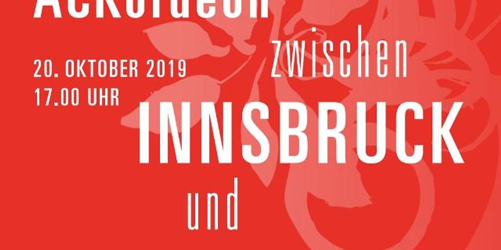 ACKordeon zwischen Innsbruck und Shanghai