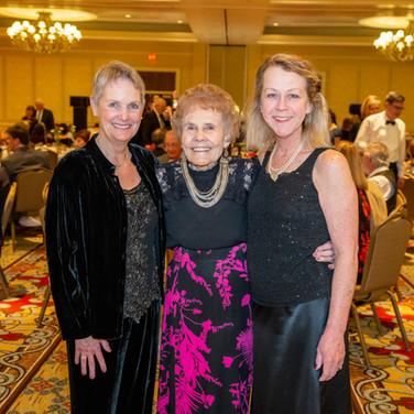 Deb Schubert and Marie Gardner and Karen Reinking