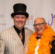 executive director Peter Tuff and Chris Straka