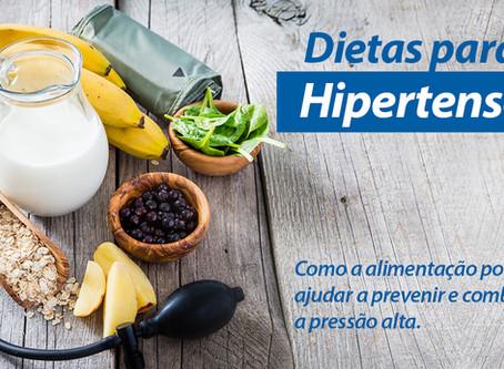 Hipertensão X alimentação