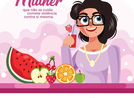 Março, mês da mulher e da saúde renal.