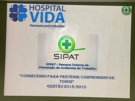 SIPAT 2019 - Conhecendo para prevenir: compromisso de todos