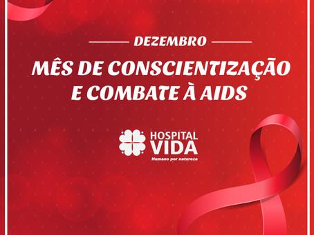Dezembro inicia com campanha de combate e prevenção das IST/AIDS
