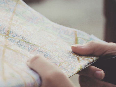 The maps that will take you from miserable to successful.