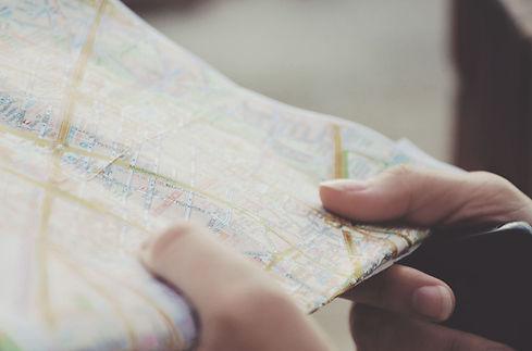 ハンズホールディング-地図