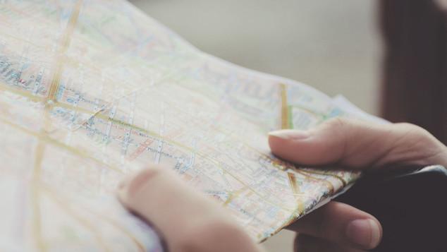 מפות GIS עיריית תל אביב