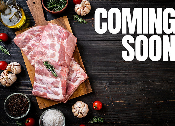 PORK BOXES COMING SOON!