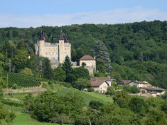 The eight most beautiful castles in Cerdon Vallée de l'Ain to see, 1 hour from Lyon and Geneva