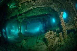 HMS MAORI WRECK EPAVE SITE PLONGÉE DIVE SITE - French Touch Diving Centre Plongée à Malte Gozo - Scuba Diving Dive Center Malta Gozo