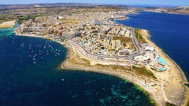 Baie de Saint Paul Malte