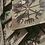 "Thumbnail: Vegvisir (Viking Rune) 3""x3"" IR Patch"