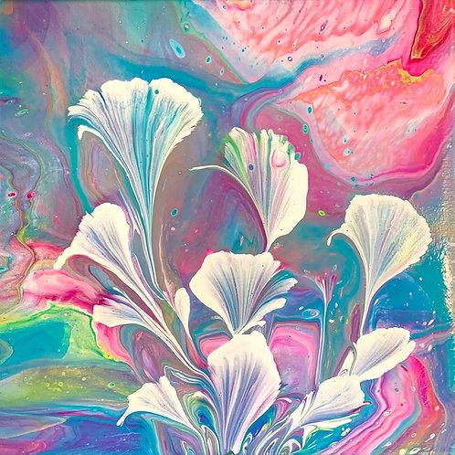 Spactastic Lily Bouquet