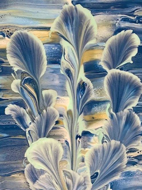 Baby Bleu Lillies