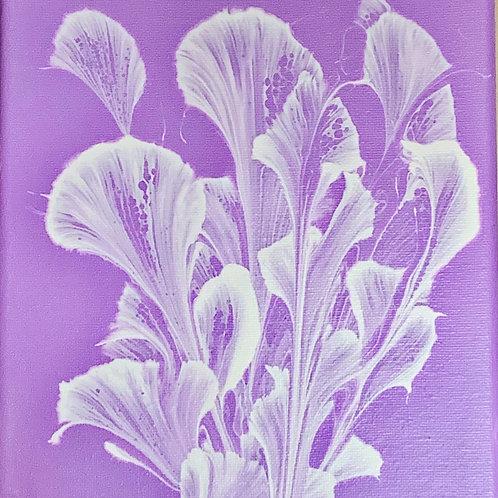 Lavender Calla Lily