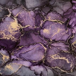 Deep Violet Space