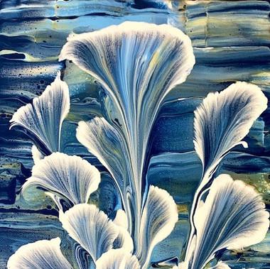 Blue Lillies
