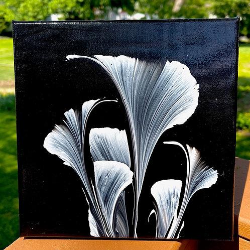 Mini White Lillies